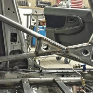 seat mounts/door bars